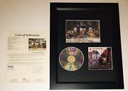Black Sabbath Signed Autographed Cover Framed And Matted Jsa Loa Rare All 4 Ozzy