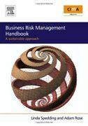 Business Risk Management Handbook A Sustainable Appro... By Adam Rose Paperback