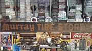 1920s Murry Tire Stores Sign 3000
