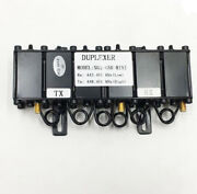 2pcs 10w Uhf 400-470mhz Duplexer For Hytera Rd960/rd962/rd965 Repeater