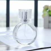Glass Perfume Spray Bottle Empty Parfum Containers 10pcs/lot 20ml Clear Vial New