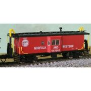 N Bluford Shops 43030 Norfolk And Western Int. Ph 3 Bay Window Caboose 557563