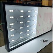 Sign Led Light Box Backlit Retail Business Signs Graphic Design Boxsigns