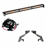 For Toyota Tundra 14-20 Light Bar Kit Grille Mounted S8 30 180w Driving/combo