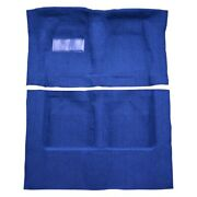 For Oldsmobile Super 88 63 Carpet Essex Replacement Molded Midnight Blue