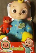 Cocomelon Musical Bedtime Jj Doll, With A Soft, Plush Tummy, Jazwares Cmw0032