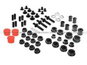 Afe Control Pfadt Steel Frame Solid Spherical Control Arm Bearings Set For Corve