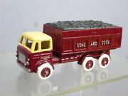 Budgie Toys Model No.206 Leyland Coal And Coke Lorry Refinished In Br Livery