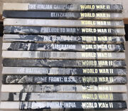 World War Ii Time Life Series Of 14 Hardcover Hb Books Set Wwii 2