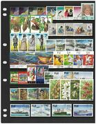 Fiji 1997-99 Commemorative And Special Issues 53 Stamps Complete Sets Cto/fu 415