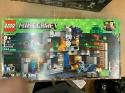 Lego Minecraft 21147 The Bedrock Adventures Nisb New And Sealed Free Shipping