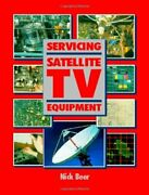 Servicing Satellite Tv Equipment By Beer Nick Hardback Book The Fast Free