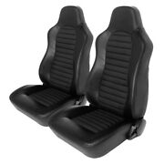 Racing Seat Cpa3001 Series Reclinable Steel Tubular Frame Suspension Seats