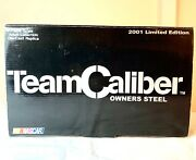Team Caliber Owners Steel 1/24 Scale 24 Ricky Hendrick 2001 Limited Edition New