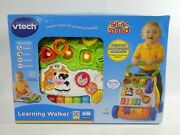 Vtech Sit To Stand Learning Walker Brand New Fast Free Shipping