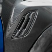 For Ford F-150 17-20 Anderson Composites Type- Gloss Carbon Fiber Front Fenders