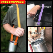 Handle-free Tumbler Toteyeti Holder Tumbler Carrier Cup Sling Cup Holder