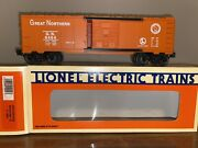 Lionel Stock 6-19249 Great Northern Boxcar 6464-25 Part 6464 Edition 1 Series