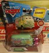 Disney Pixar Cars 155 Chase Fillmore With Organic Gas Cans 125 R8174
