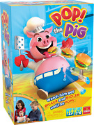 Goliath Games Pop The Pig Kids Game For Ages 4 And Up Brand New