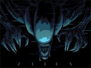 Aliens Lv-unknown Creature Limited Giclee Print Art Poster 50 24 X 18