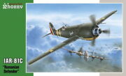 Special Hobby 1/32 Wwii Romanian Iar-81c Rumanian Defender