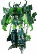 Transformers Tf Angkor Unicron Micron Aggregate Color From Japan New