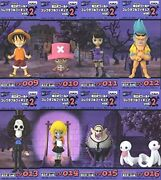 One Piece Assembly Type World Collectable Figure Vol.2 All 8sets Banpresto Japan
