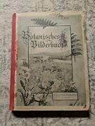 1897 German Botanicals Picture Book By Bley