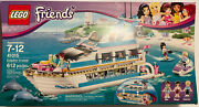 Lego Friends Dolphin Cruiser 41015 Used Open