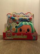 Cocomelon Musical Doctor Checkup Set Case 4 Play Pieces - In Hand - Fast Ship
