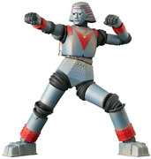 Kaiyodo Sci-fi Revoltech 009 - Giant Robo With Gr2 Head Parts From Japan New