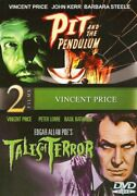 Pit And The Pendulum/tales Of Terror Dvd, 2012, 1-disc Set