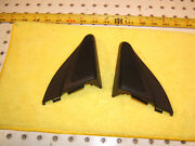 Mercedes W209 Clk Coupe Front Doors R And L Inner Mirror Black 1 Set Of 2 Covers