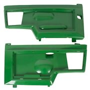 Side Panels Kit Replaces For Am128983 Am128982 John Deere 415 425 445 455