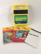 Texas Instruments Speak And Read Vintage Electronic Games Work's. Location 172