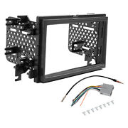 For 2004 -up Ford Mercury Car Radio Stereo Install Dash Kit W/ Wiring Harness