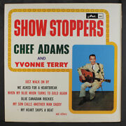 Chef Adams And Yvonne Terry Show Stoppers Arc Records 4 12 Lp 33 Rpm