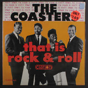 Coasters That Is Rock And Roll Clarion 12 Lp 33 Rpm Sealed