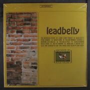 Leadbelly Leadbelly Archive Of Folk Music 12 Lp 33 Rpm Sealed