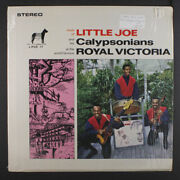 Little Joe And Calypsonians More Of, At The World Famous Royal Victoria 12 Lp