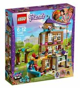 Lego 41340 Friends Friendship House - New In Sealed Box - Retired