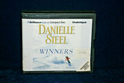 Winners By Danielle Steel Audio Book On Cd Ex-library