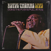 Rufus Thomas Live Doing The Push And Pull At Pjand039s Stax 12 Lp 33 Rpm Sealed