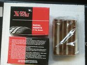 Xtra-seal 12-361 Tubless Tire-plug-seals- 4 Fat Brown Qty Of 100 Plugs