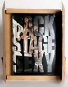 New Sealed W/box Rare Ltd Numbered Edition Victoriaand039s Secret Backstage Sexy Book