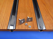 Bed Strips Chevy 1946 Stainless Steel Hidden Fasteners Short Bed Stepside Truck