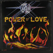 Oda Power Of Love Loud Phonograph Records 12 Lp