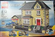 Lego Creator Set 4954 Model Town House New In Box, Warehouse Find