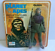Mego Palitoy Planet Of The Apes Galen Mint On Card Unpunched - 1974- England